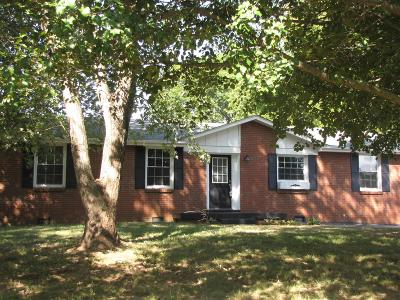 Clarksville Single Family Home For Sale: 105 Ambrose Dr