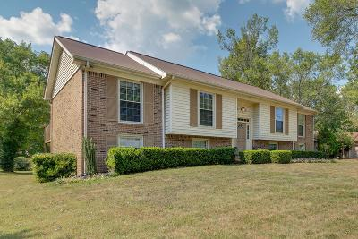 Franklin Single Family Home For Sale: 1505 Blue Springs Rd