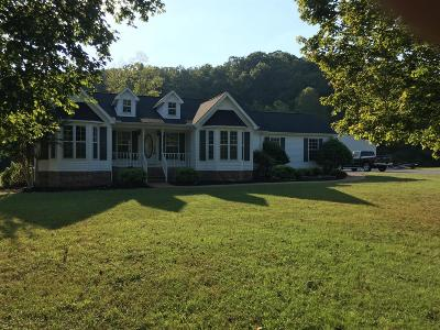 Hohenwald Single Family Home For Sale: 634 Long Branch Rd