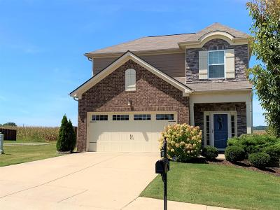 Spring Hill Single Family Home For Sale: 5001 Hemlock Ct