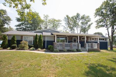 Mount Juliet Single Family Home For Sale: 5870 Saundersville Rd