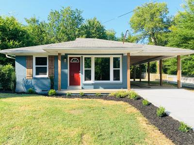 Nashville Single Family Home For Sale: 2842 Brunswick Dr