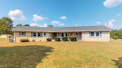 Lebanon Single Family Home For Sale: 3201 Gwynn Rd