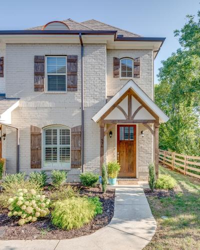 Nashville Condo/Townhouse For Sale: 536 Harpeth Park Dr