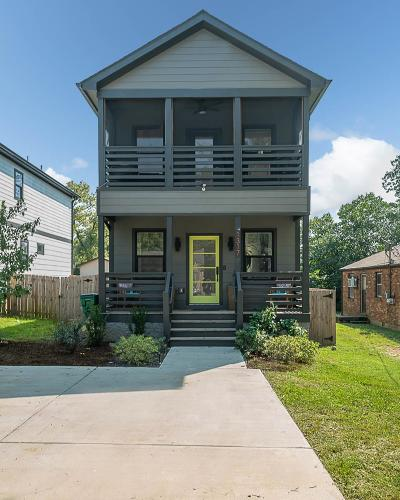 East Nashville Single Family Home For Sale: 1317 Jones Ave