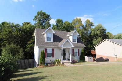 Clarksville Single Family Home For Sale: 239 Senator Dr