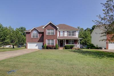 Clarksville Single Family Home For Sale: 1871 Darlington Dr