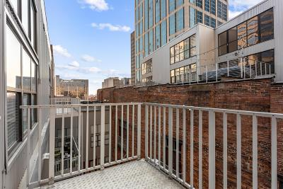 Nashville Condo/Townhouse For Sale: 239 5th Ave N Apt 504 #504