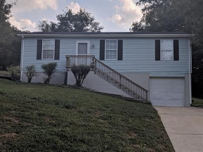 Mount Juliet Single Family Home For Sale: 503 Buffalo Trl