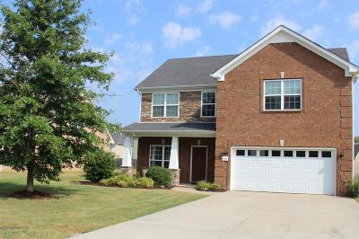 Murfreesboro Single Family Home For Sale: 4426 Scottish Dr