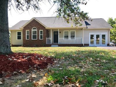 Murfreesboro Single Family Home For Sale: 5315 Grassland Dr