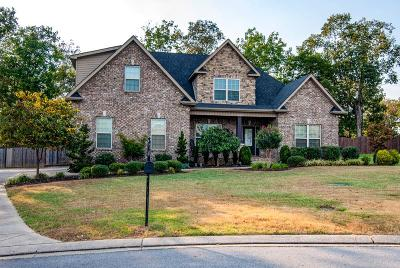 Murfreesboro Single Family Home For Sale: 1105 Blackjack Way