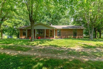 Cross Plains Single Family Home For Sale: 8368 Guthrie Rd