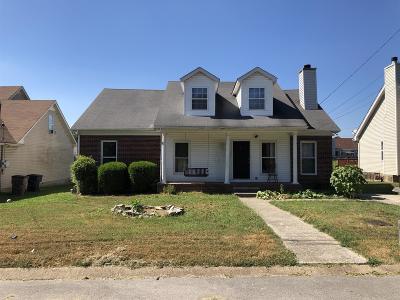 Nashville Single Family Home For Sale: 3012 High Rigger Dr