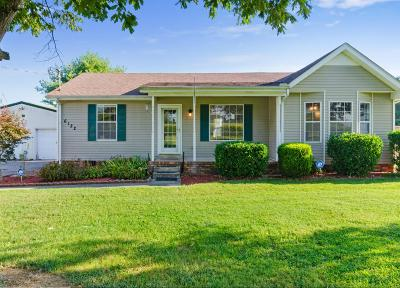 Orlinda Single Family Home For Sale: 6122 Cook Rd
