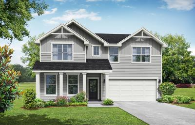 Gallatin Single Family Home For Sale: 253 Griffin Lane (Lot 36)