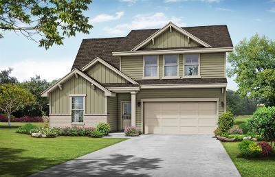 Gallatin Single Family Home For Sale: 261 Griffin Lane (Lot 34)