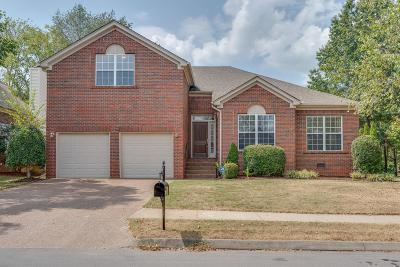 Franklin TN Single Family Home For Sale: $415,000