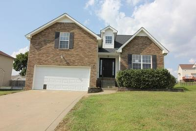 Clarksville Single Family Home For Sale: 141 Buttermere Dr