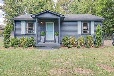 Franklin Single Family Home For Sale: 120 Good Neighbors Rd