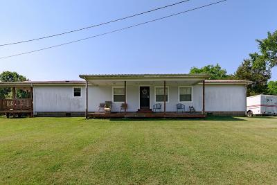 Smyrna Single Family Home For Auction: 4627 Sulphur Springs Rd