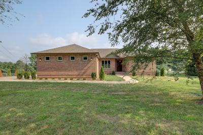 Single Family Home For Sale: 2137 Memorial Dr