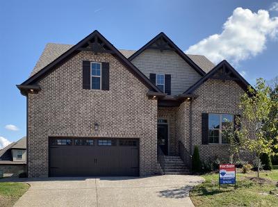 Hendersonville Single Family Home For Sale: 211 Lotus Court