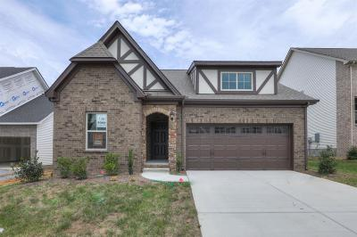 Gallatin Single Family Home For Sale: 1044 Westgate Drive
