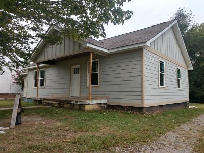 Murfreesboro Single Family Home For Sale: 304 1st Ave