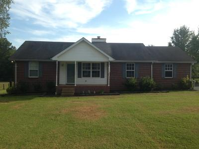 Mount Juliet Single Family Home For Sale: 101 Couchville Pike