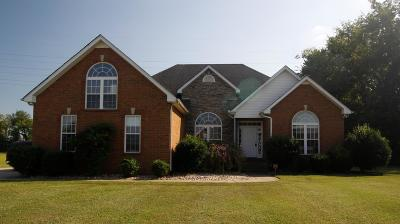 Gallatin Single Family Home For Sale: 777 Starpoint Dr