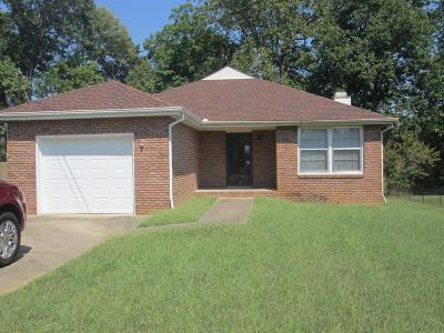 Clarksville Single Family Home For Sale: 733 Cayce Dr
