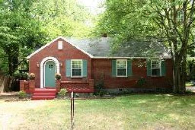Murfreesboro Single Family Home For Sale: 313 2nd Ave