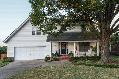 Smyrna Single Family Home For Sale: 209 Saint Pauls Lane