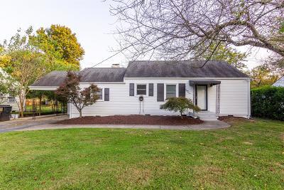 Nashville Single Family Home For Sale: 2841 Blue Brick Dr