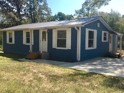 Kingston Springs Single Family Home For Sale: 1447 Highway 70