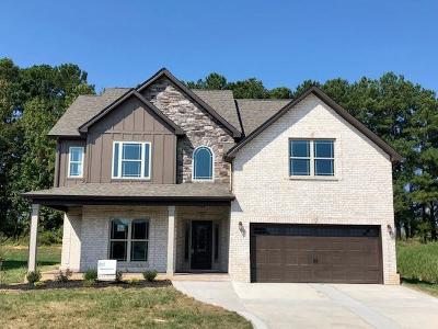 Clarksville TN Single Family Home For Sale: $324,500
