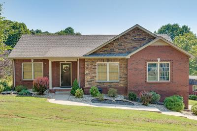 Clarksville Single Family Home For Sale: 1194 Old Mack Rd