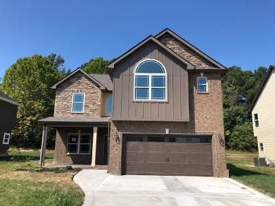 Clarksville TN Single Family Home For Sale: $293,700