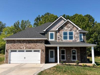 Clarksville TN Single Family Home For Sale: $307,900