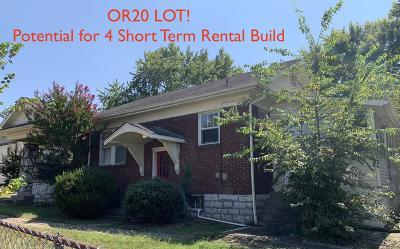 Nashville Single Family Home For Sale: 2919 Davis St