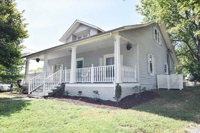 Sumner County Single Family Home Active Under Contract: 1113 Park St