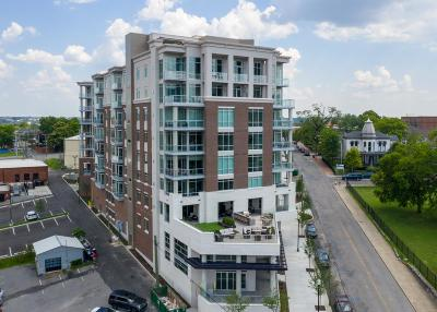 Nashville Condo/Townhouse For Sale: 20 Rutledge St #209