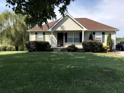 Springfield TN Single Family Home For Sale: $169,900