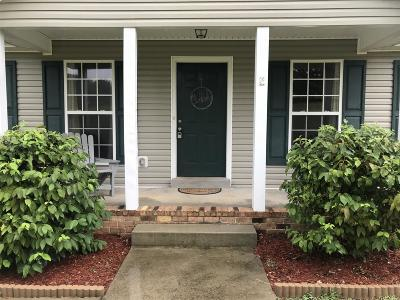 Charlotte Single Family Home For Sale: 1421 Saint Paul Rd