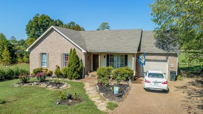 Greenbrier TN Single Family Home For Sale: $260,000