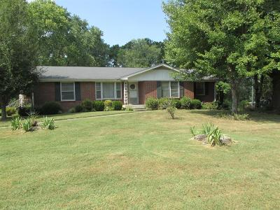 Clarksville TN Single Family Home For Sale: $172,000