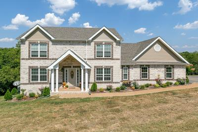 Spring Hill Single Family Home For Sale: 1532 Heller Ridge
