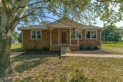 Lebanon Single Family Home For Sale: 1185 Rutledge Ln