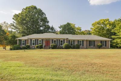 Nashville  Single Family Home For Sale: 5259 Tidwell Hollow Rd
